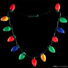 fantastic light necklace cheap bulb