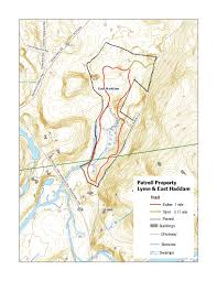 Lyme Map News From The Lyme Land Conservation Trust