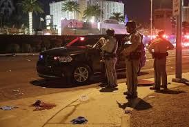 las vegas shooting weapons explosives thousands of rounds of