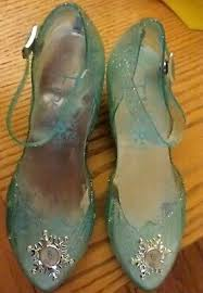 disney store frozen elsa light up shoes disney store frozen elsa light up shoes girls size 2 3 princess