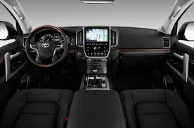 infiniti qx60 interior 2017 2016 toyota land cruiser reviews and rating motor trend