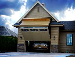 house with rv garage beautifully hidden highly functional korthius rv lift strap bi