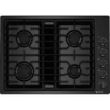Ge Downdraft Gas Cooktop Kitchen 30 Gas Downdraft Cooktop Viking Whirlpool Inch Black