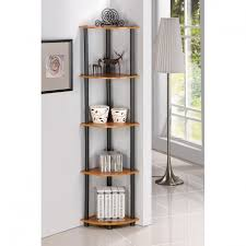 Shelf Designs Tall Corner Shelf Designs Maximize Space With Tall Corner Shelf