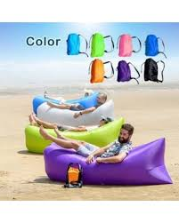 surprise 75 off mupoo air lounger fast inflatable air bag bed