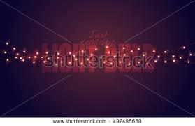free christmas lights vector download free vector art stock
