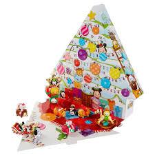 amazon com disney tsum tsum mini figures exclusive advent