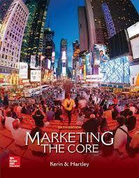 pdf marketing kerin 5th edition 28 pages marketing crane