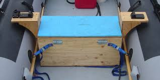 inflatable boat seats check out my custom boat bench seat