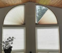Circle Window Blinds An Introduction To Arch Shades Ecosmart Shades