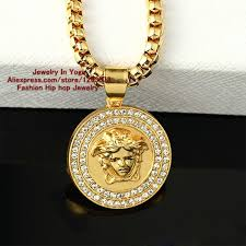 aliexpress buy new arrival fashion 24k gp gold new arrivals f style fashion design men necklace 24k gold mens