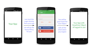 smart android android smart login by codelightstudios