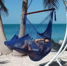 Hanging Hammocks Amazon Com Large Caribbean Hammock Chair 48 Inch Polyester