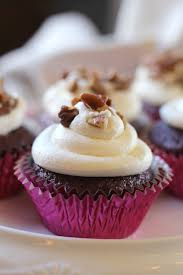 pecan red velvet cupcakes tgif this grandma is fun