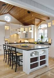 wood kitchen island table kitchen solid wood kitchen tops with narrow kitchen island ideas