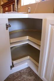 Lazy Susans For Cabinets by Corner Cabinet With Lazy Susan U2022 Platinum Cabinetry In Las Vegas