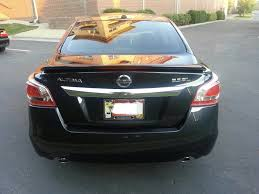 nissan murano license plate screws post pictures of your new 5th gen altima page 4 nissan forums