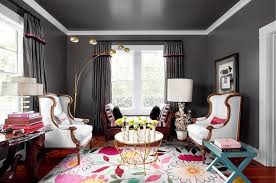 Colorful Living Room Rugs 30 Bohemian Chic Homes To Inspire Your Inner Boho Brit Co