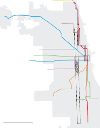 Cta Red Line Map Cta Has Its Work Cut Out For Years To Come Chicago Tribune