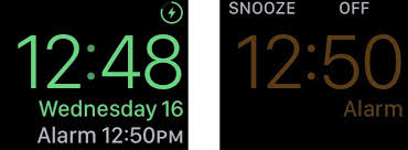 how to use nightstand mode on apple watch imore