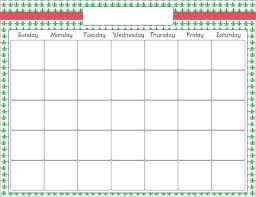 128 best monthly calendar printables images on planner