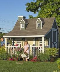 another great find on zulily backyard cottage floored playhouse
