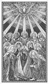 thanksgiving homily the of mary homily pentecost vigil year a