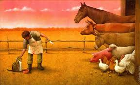 si e social d orange satira e illustrazione l arte di pawel kuczynski social and