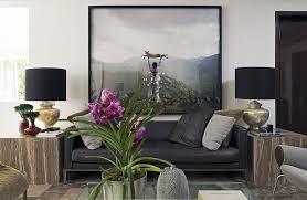 Leather Apartment Sofa Apartments Beautiful Apartment Living Room Design With Drum