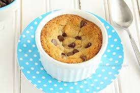 Can You Cook Cookies In A Toaster Oven Single Serving Deep Dish Chocolate Chip Cookie