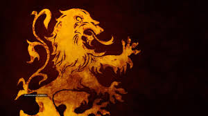 house lannister wallpaper lion game of thrones house lannister flame darkness