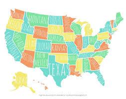 us map printable us map with state names printable colorful usa map free printable