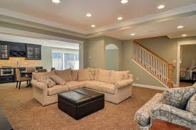 Basement Renovation Ideas Dave U0026 Tara U0027s Basement Remodel Pictures Home Remodeling