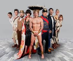 el cuerpazo de alejo sauras desnudo en shangay promocionando u0027el
