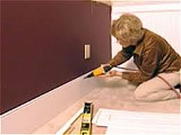 wainscoting installation how tos diy