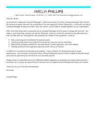 sample cover letter for hotel general manager position