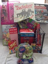 Game Night Gift Basket 2015 Silent Auction Peace Evangelical Lutheran Church U0026