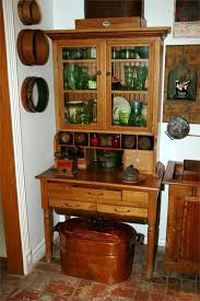 Country Buffet Furniture by Peerless Primitive Country Kitchen Cupboards With French Antique