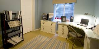 7 ways to squeeze an office into your small living space