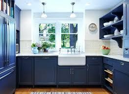dark navy kitchen cabinets navy kitchen cupboards navy cabinets mustard walls navy blue shaker