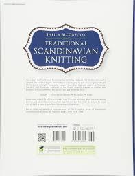 traditional scandinavian knitting dover knitting crochet