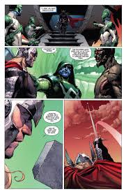 what feat does thor do in infinity 4 thor comic vine