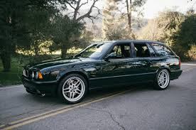 just listed extremely rare 1995 bmw m5 touring elekta