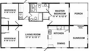 extravagant 13 double wide trailer floor plans single wide trailer