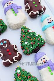 worth pinning spread some holiday cheer with chocolate mini cakes