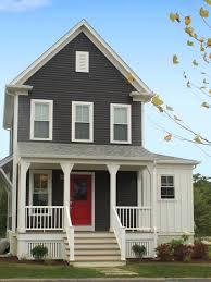 Best Front Door Colors Blue Grey Exterior House Color Schemes Recent Best Exterior Paint