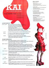 Examples Of Achievements On A Resume by Best 25 Fashion Resume Ideas Only On Pinterest Internship