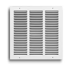 Interior Door Vent Grill Everbilt 20 In X 20 In White Return Air Grille H170 20x20 The