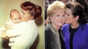 Debbie Reynolds by Carrie Fisher Debbie Reynolds Documentary Director Fisher Stevens