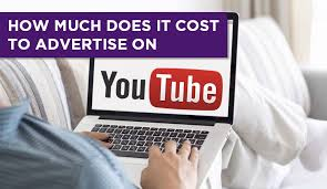 How Much Does It Cost How Much Does Youtube Advertising Cost Youtube Video Marketing